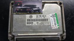 Módulo De Injeção Me7.5.10 Fox Polo 1.6 8v Flex 032 906 032 N