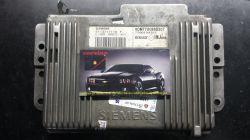 Módulo de Injeção  Scenic Megane 2.0 8V - S113717118 F -Fenix 5 - HOM7700868307