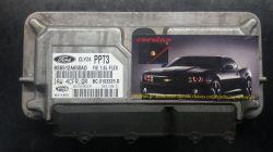 Módulo de Injeção  Fiesta 1.6 Flex IAW 4CFR.QR -CLYZA PPT3-BS6512A650AD