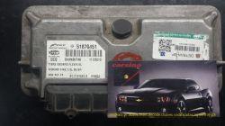 Módulo de Injeção Fiorino 1.3 8V Flex IAW 4CF.FF-51876451