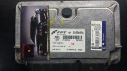 Módulo de Injeção Punto 1.4 8V Flex  IAW 4DF.RC-55220208