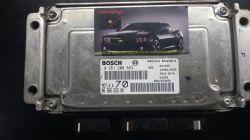 Módulo De Injeção Peugeot 206 1.4 flex -ME7.4.4- 0 261 208 883-96 585 525 80