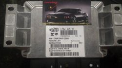 Módulo de Injeção Citroen C4 Picasso Peugeot 308 2.0 16V-- IAW 6KPB - SW 16.989.024 - SW 9666231080
