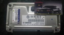 Módulo de Injeção Polo 1.6 8V Flex-ME7.5.30- 032 906 032 DK- 0 261 S06 579
