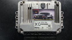 módulo de injeção nissan tiida sedan 1.8 16v flex -23710 AZ64-0 261 S06 115