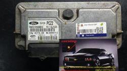 Módulo de Injeção  Fiesta 1.6 Flex- IAW 4CFR.HR- PCZ2 9S6512A650EC