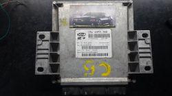 módulo de injeção IAW 48P2.302-citroen c5 2.0 16v
