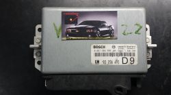 Módulo De Injeção Vectra 2.0 8 V0261204666 D9 - 93 256 495