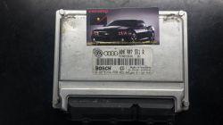 Módulo De Injeção Audi A6 2.8 V6- 4d0 907 551r-0 261 204 690