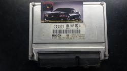 Módulo De Injeção Audi A4/a6 -4b0 907 552 C-0 261 204 767