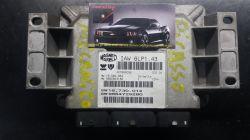Módulo De Injeção Citroen Picasso 307 2.0 16v- Iaw 6lp1.43