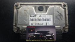 Módulo De Injeção Astra 2.0 8v Flex-0 261 201 620 5A-93351046