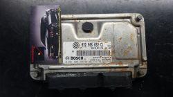 Módulo de Injeção Gol Voyage Saveiro 1.6 8V Flex - ME7.5.30 -  032 906 032 CJ - 0 261 S05 735