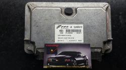 Módulo de Injeção - Palio Siena 1.0 8V Flex- IAW 4GF.EE - 51895312
