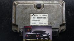 Módulo de Injeção  Palio Siena 1.4 8V Flex -  IAW 4GF.CV - 51898734