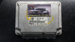 Módulo de Injeção Gol 1.0 16V Turbo- 377 906 018 - 0 261 206 581