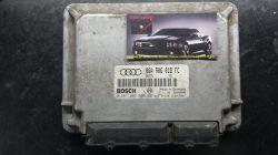 Módulo de Injeção Audi A3 1.8 20V- 06A 906 018 FC - 0 261 206 590