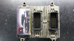 Módulo de Injeção Meriva 1.8 8v Flex -FFJK -GR -93350128
