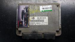 Módulo De Injeção Golf 1.6 SR - 5WP - 06A 906 019 BL - 5WP4872 - 03