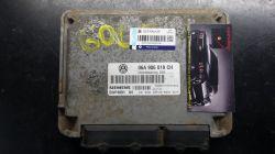 Módulo De Injeção Golf 1.6 / 06A 906 019 CH - 5WP4001 04