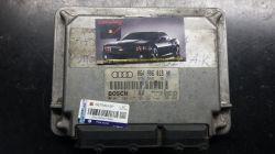 Módulo de Injeção Audi A3 - 06A 906 018 AK - 0 261 204  675