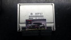 módulo de injeção passat sedan 1.8 20v turbo - 4B0 906 018 DJ - 0 261 207 929