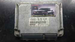 Módulo de Injeção Audi A3 1.8 20V Turbo -06A 906 018 AQ - 0 261 204 678