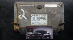 Módulo de Injeção  Punto 1.4 8V Flex- IAW 4DF.NP - 55219605