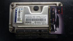 módulo de injeção ford focus  2.0 flex  AM55-12A650-JD -0 261 S06 740