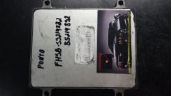 módulo de injeção fiat punto 1.8 8v flex - FHSB - 55214832