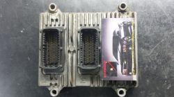 módulo de injeção fiat stilo 1.8 8v gas -DXXZ- 55192594