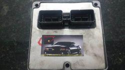 módulo de injeção ford courier-7M35-12A650-BF