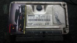 Módulo de Injeção Vectra 2.0 8V Flex-0 261 201 595- 93357377-6B