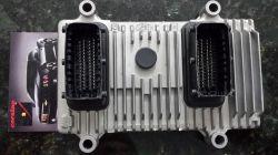 Módulo de Injeção Punto 1.4 EVO FIRE 8V Flex- IAW 7GF.E9 /HW201- 55260874