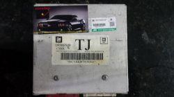 módulo de injeção corsa 1.6 16v - 09380509 - CYKK - TJ