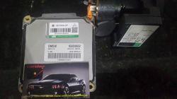 kit Módulo de Injeção Celta 1.0 8V 2001- DMSW RF - 93333652