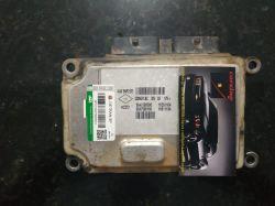 Módulo de Injeção peugeot  206 1.0 16V  IAW 5NP2.02