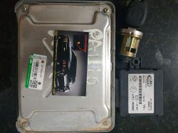 kit code -Palio Siena 1.0 8V Gasolina- IAW 4AFB.P1 - 55185015