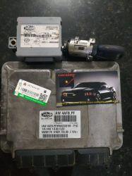 kit code Palio Siena 1.0 8V Flex - IAW 4AFB.PF - 55202170