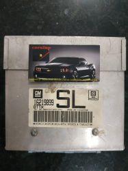 Módulo de Injeção  Corsa 1.6 8V -16219899 - SL -BTTX