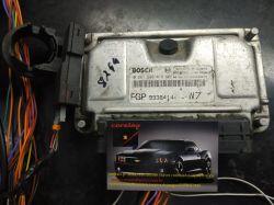 kit code Zafira 2.0 8V Flex - W7 - 93384144 - 0 261 208 415