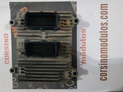 Módulo de Injeção  Corsa 1.4 8V Flex VHCE-24578652- FLFZ PF