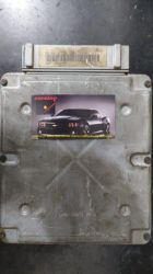 Módulo de Injeção Ford Ka 1.0 8V - XS5F-12A650-MA - GLOW