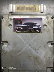 Módulo de injeção Courier 1.6 8V-ENIO - XS6F-12A650-EC
