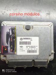 Módulo de Injeção Saveiro Parati Gol 1.8 8V Flex - IAW 4AVP.PS - 5W0906034.J