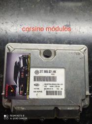 Módulo de Injeção  Saveiro 1.6 8V Flex - IAW 4AVP.AS - 377.906.021.HK