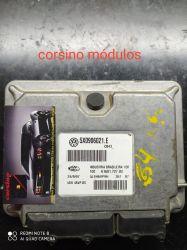 Módulo de Injeção Saveiro 1.8 8V Flex - IAW 4AVP.BS - 5X0906021.E