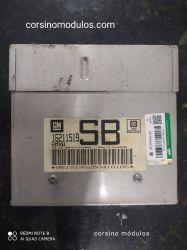 Módulo de Injeção Corsa 1.0 8V EFI-16211519-BMXW SB