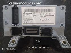 Bc Body Computer  Fiat Palio 1.0 8v 46817096