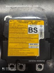 módulo de airbag nissan versa - 28556 3BS0A - 0 285 013 267